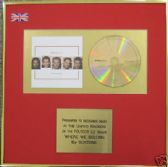 BOYZONE (RONAN KEATING)-CD Album Award-WHERE WE BELONG
